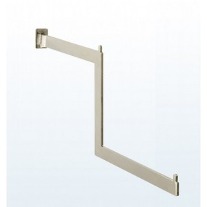 Dymond Ferrule Display System - Stepped Arm - Nickel Plated