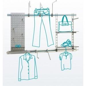 Dymon Rail System - retail displays