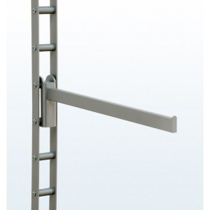 Dymond Rail System - Display Ladder with Straight Arm