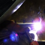 Welding – TIG, MIG and spot