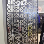 decorative laser cut metal screen