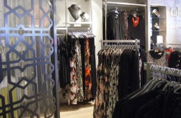 Metal Retail display equipment